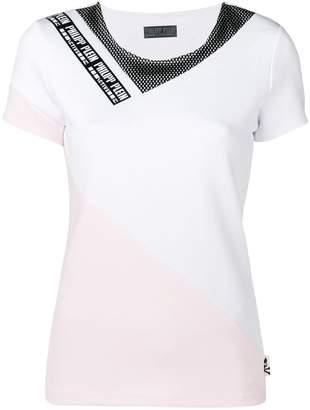 Philipp Plein Stripes T-shirt