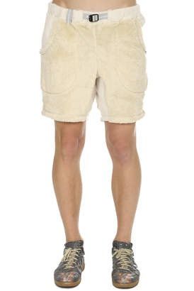 LOFT and Wander High Fleece Short Pants
