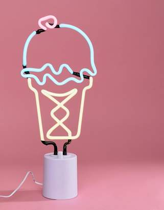 Sunnylife Large Ice Cream Neon Light
