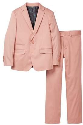 Isaac Mizrahi 2-Piece Suit (Toddler, Little Boys, & Big Boys)