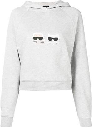 Karl Lagerfeld Paris Ikonik hoodie