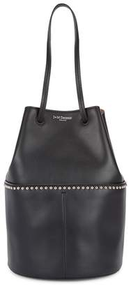 J&M Davidson J & M DAVIDSON Daisy Mini Leather Bucket Bag
