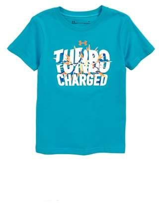 Under Armour Turbo Charged Graphic HeatGear(R) T-Shirt