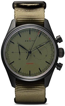 Bamford Watch Department Customised Zenith Heritage 140 watch