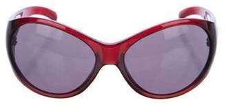 Miu Miu Tinted Oversize Sunglasses