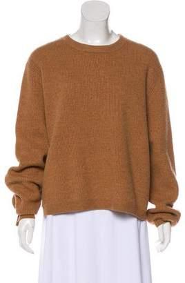 Acne Studios Misty Boiled Merino Wool Sweater
