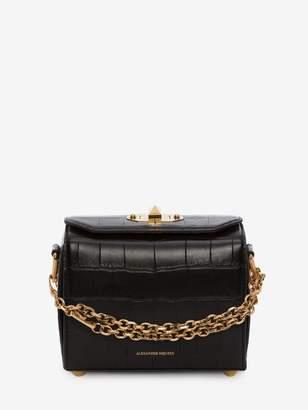 Alexander McQueen Box Bag 19