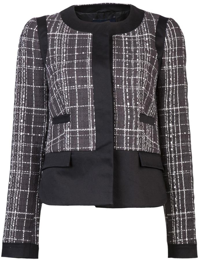 Peter Som Tweed jacket