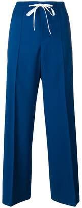 Miu Miu track trousers