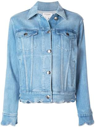Frame jacket