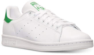 adidas Women's Stan Smith Casual Sneakers from Finish Line $74.99 thestylecure.com