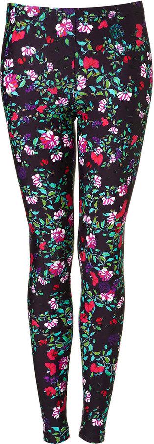 Floral Leggings by Mary Katrantzou**