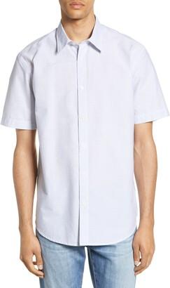 Coastaoro Freholden Regular Fit Stripe Shirt