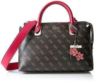 GUESS Liya Satchel $115 thestylecure.com