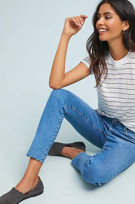 AG Jeans The Stevie Mid-Rise Skinny Jeans
