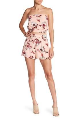HYFVE Floral Top & Shorts Set