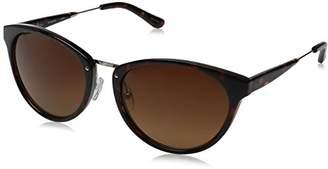 Vera Bradley Women's Angelina Round Sunglasses