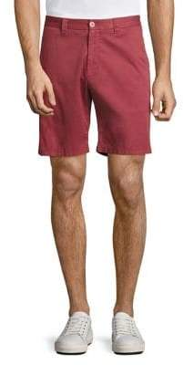 Vilebrequin Chrysanthe Basic Twill Shorts