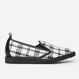 The Woven Street Shoe $145 thestylecure.com