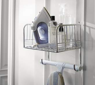 Pottery Barn Chrome Ironing Board Rack