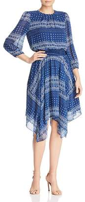 Shoshanna Pacific Geometric Print Dress - 100% Exclusive