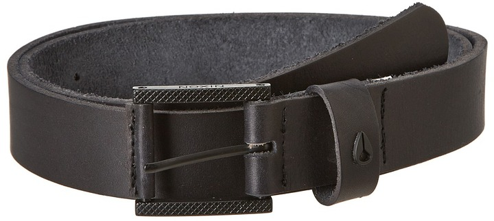 Nixon Americana Belt (Black) - Apparel