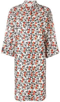 By Malene Birger floral shirt dress