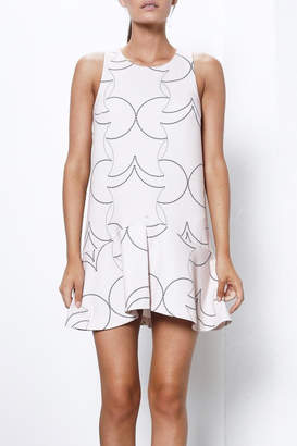 SHILLA THE LABEL Drop Waist Dress