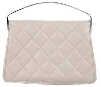 Chanel Quilted Lambskin Handle Bag