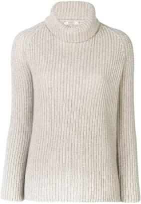 Liska カシミア タートルネックセーター