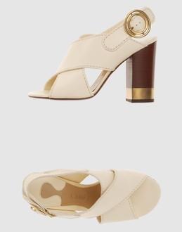 CHLOE' High-heeled sandals