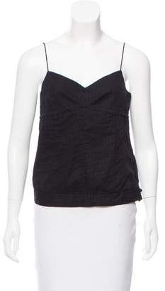 Marc by Marc Jacobs Stripe Sleeveless Top