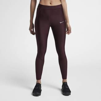 "Nike Speed Women's Mid-Rise 25"" Running Tights"