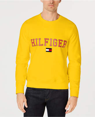 Tommy Hilfiger Men's Collegiate Logo Sweatshirt