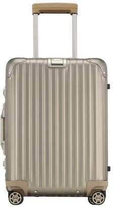 Rimowa Topas Titanium Cabin Multiwheel IATA 52 Luggage
