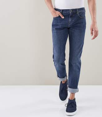 Reiss Osjuni Light Wash Denim Jeans