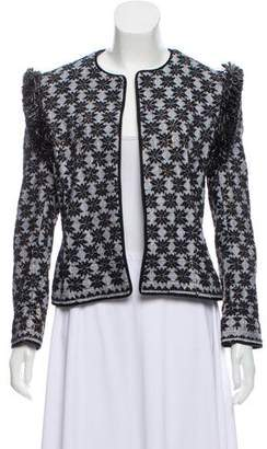 Mestiza New York Embroidered Evening Jacket w/ Tags