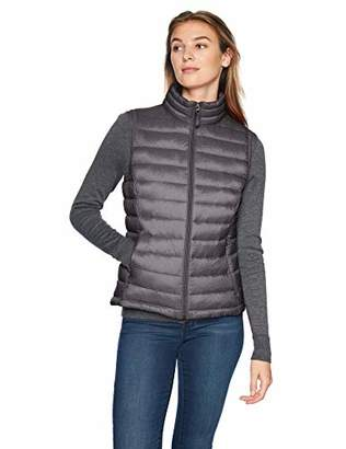 Amazon Essentials Women's Standard Lightweight Water-Resistant Packable Puffer Vest