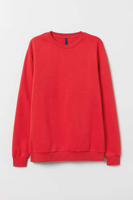 H&M Sweatshirt - Red