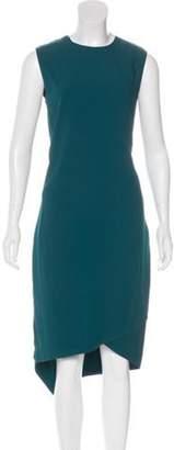 Narciso Rodriguez Asymmetrical Sleeveless Dress w/ Tags Asymmetrical Sleeveless Dress w/ Tags