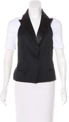 Stella McCartney Wool-Blend Vest