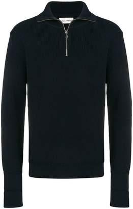 Privee Salle Rikard half zip sweater