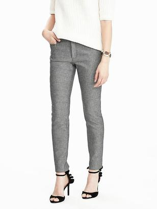 Sloan-Fit Ankle Pant $88 thestylecure.com