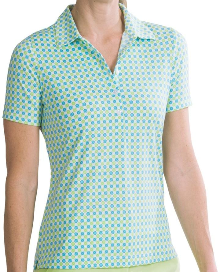 St. John EP Pro Tour Tech Polo Shirt - Short Sleeve (For Women)