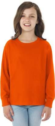 Fruit of the Loom 4930B - ® Youth 8.3 oz., 100% Heavy Cotton HD® Long-Sleeve T-Shirt
