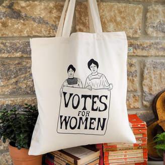 Literary Emporium Votes For Women Tote Bag