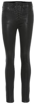J Brand x Steph Shep Maria high-rise jeans