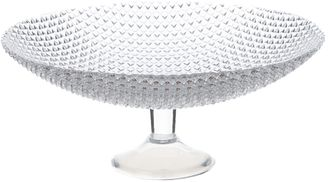 Maxwell & Williams Diamante Footed Bowl, 31cm