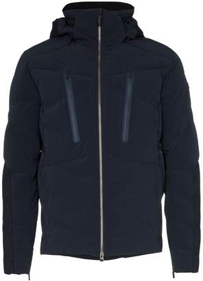 Kjus Linard hooded feather down jacket