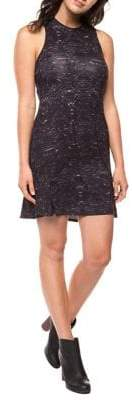 Dex Printed Shift Dress